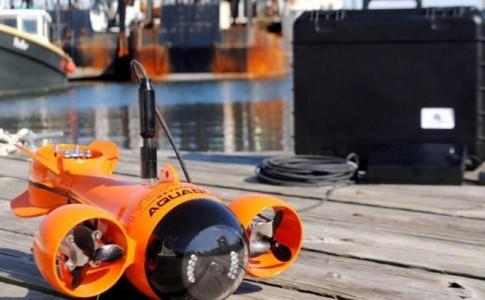 drones submarinos Expodrónica 2016