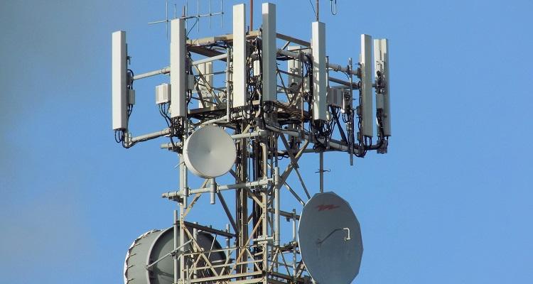 Inspección torres comunicaciones drones