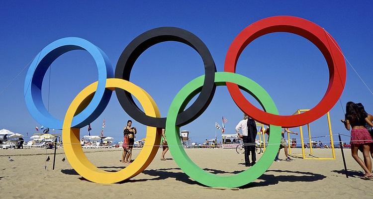 Juegos Olímpicos Rio 2016 drones