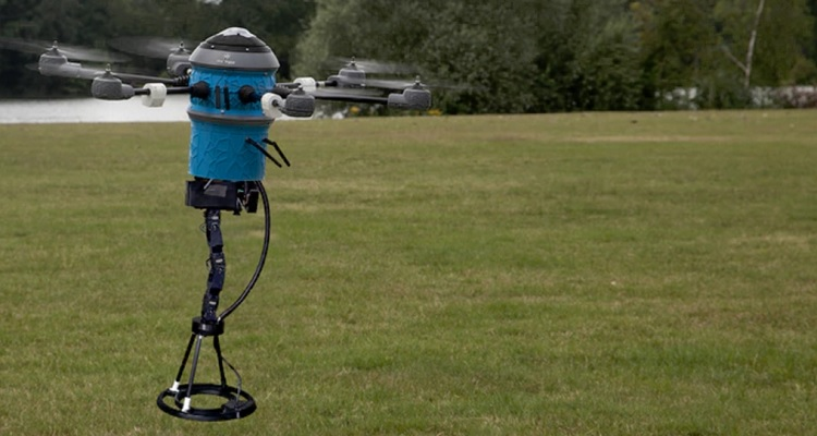 Mine Kafon Drone antiminas terrestres