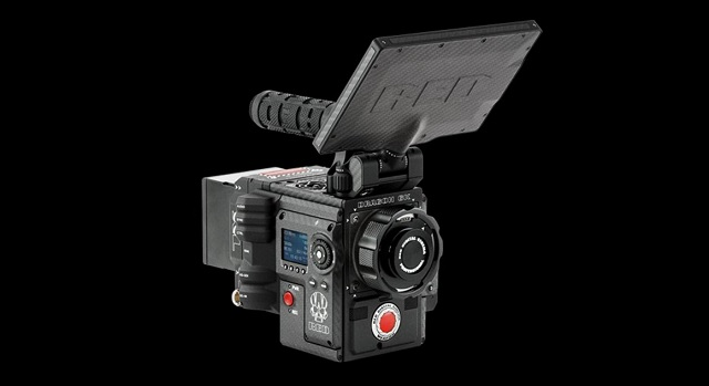 Red Weapon Dragon camera