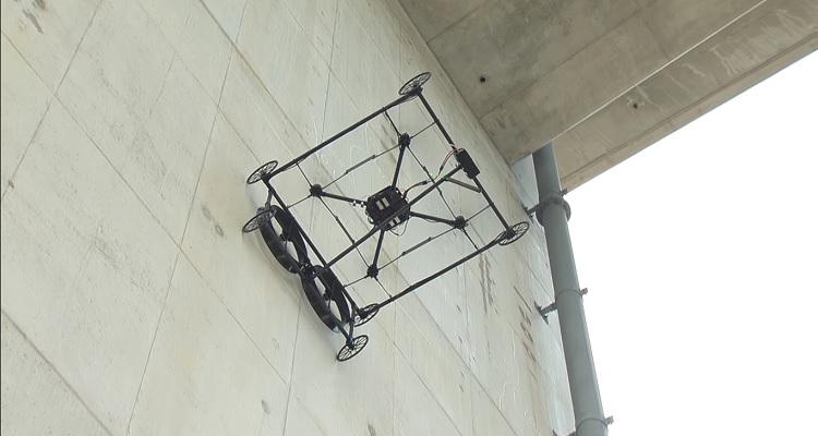 PD6-CI-L drone inspecciones