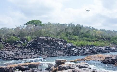 DJI Coach Mode función vuelo asistido drones