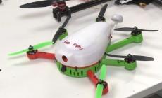 Drone impresión 3D ÍO FPV Universidad Politécnica Valencia