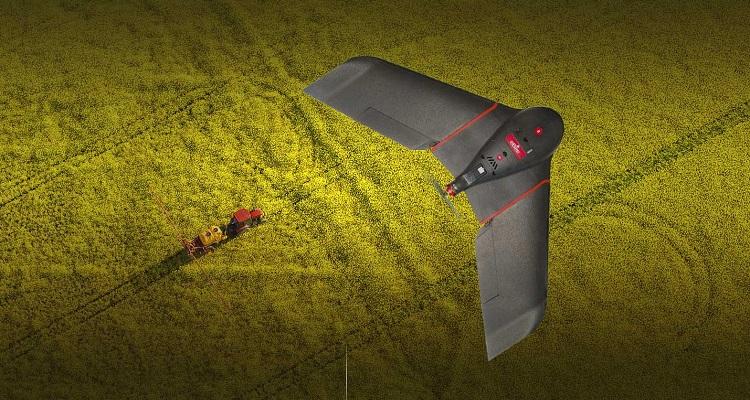 eBee SQ drone senseFly