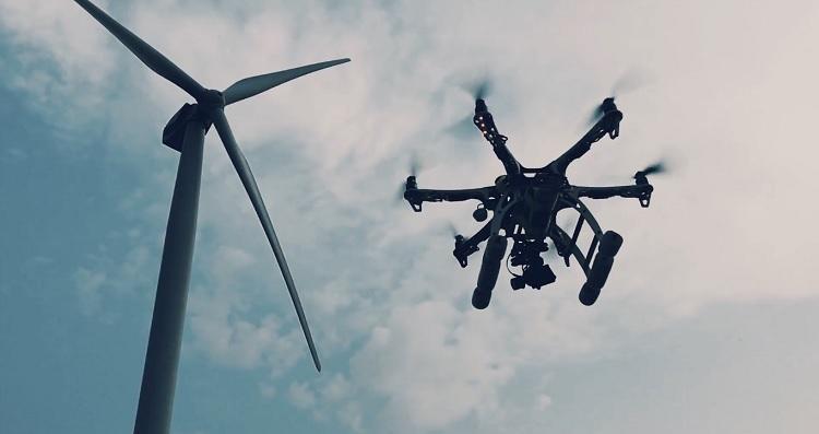 Nokia UTM tráfico drones Europa