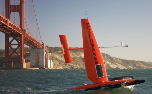 Saildrone Seria A drone
