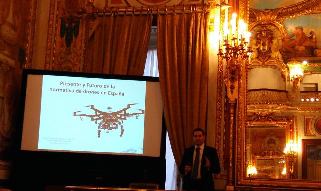 AESA normativa I Foro Pymes y Drones