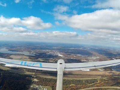 ALOFT software drones corrientes térmicas
