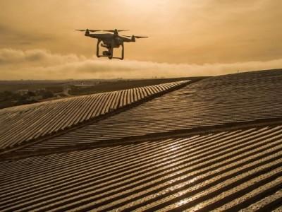 DroneDeploy NVdrones informes vuelo drones