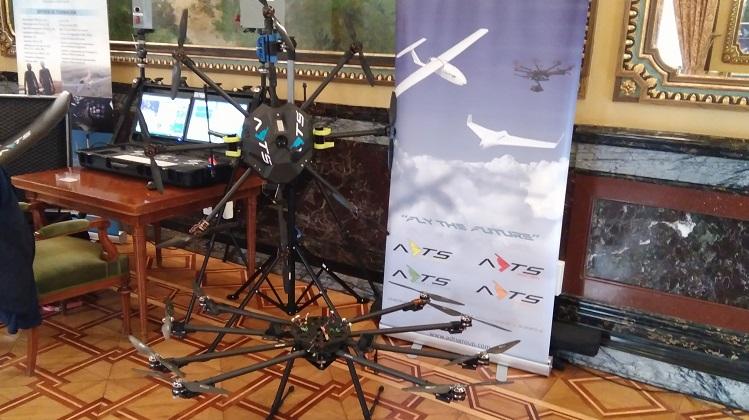 I Foro de Pymes y Drones portada