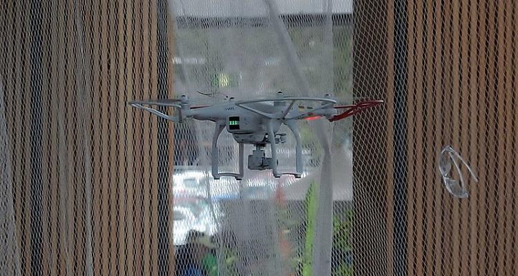 inutilizar drones hackeo