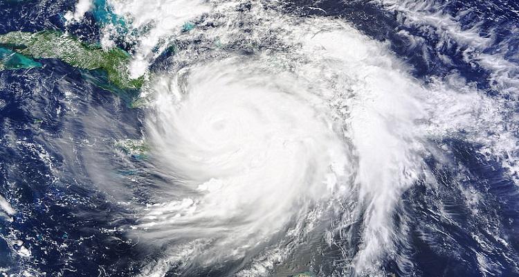 Huracán Matthew drone Coyote NOAA