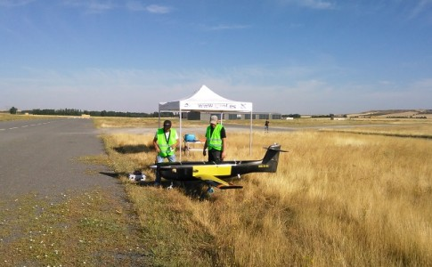 inspecciones operadores drones AESA