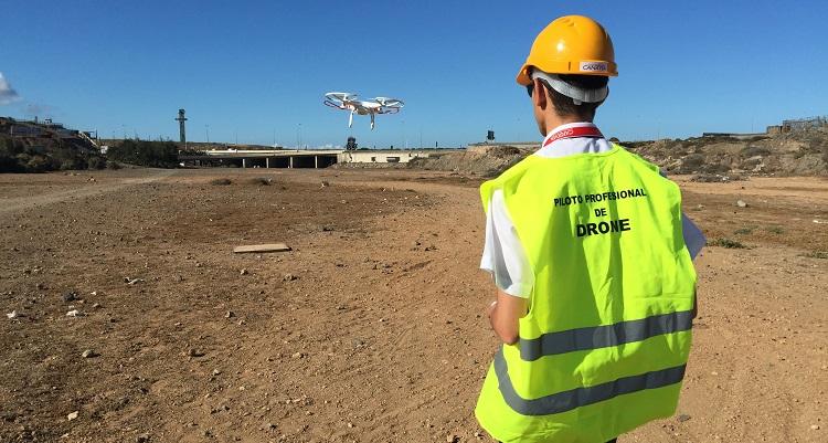 1.700 operadores drones registrados AESA