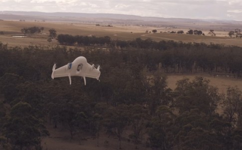 Alphabet cancela programa drones Project Wing