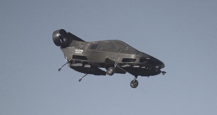 Cormorant, taxi drone autónomo Tactical Robotics Ltd.