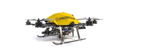 drones prosegur