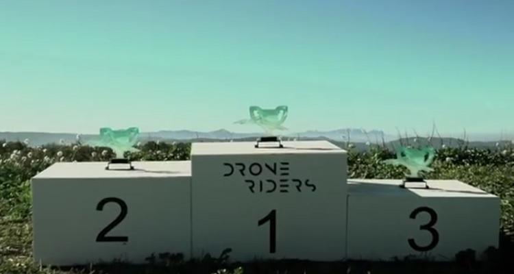 Drone Riders carreras de drones televisadas en España