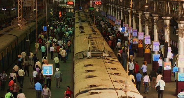 drones planificación urbanística Metro Bombay India