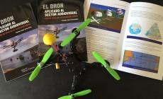 """El Dron Aplicado al Sector Audiovisual libro drones de Francisco Javier Torres Simón """"Tarsso"""""""