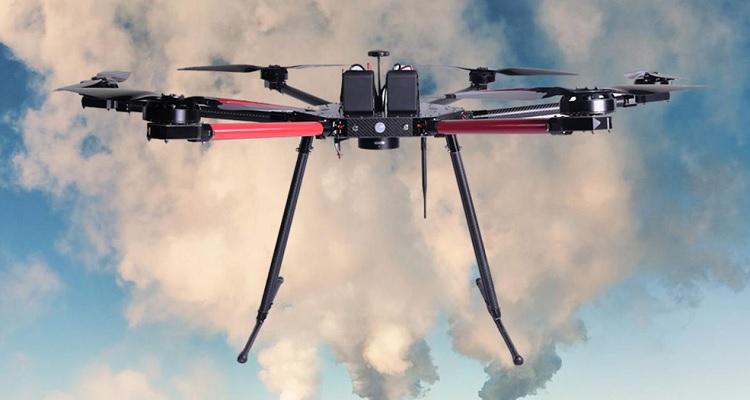 F6 Plus MMC drone rival DJI Matrice 600