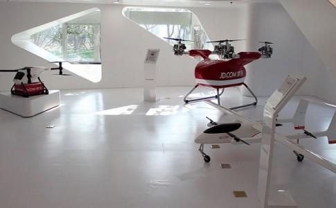 mercado drones 21.230 millones dólares 2022