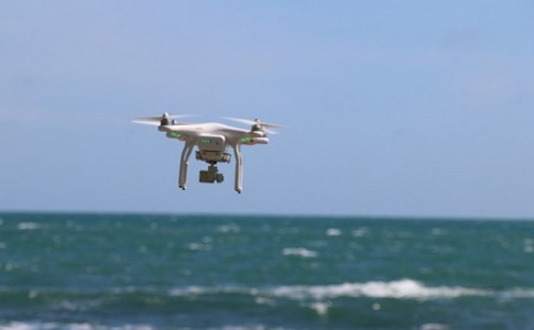 sistema de comunicaciones antipirateo drones