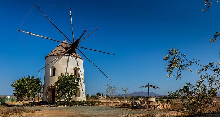 unidad vigilancia de drones zonas rurales Región de Murcia