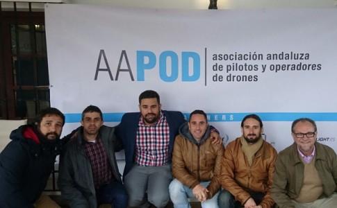 AAPOD Asoción Andaluza de Pilotos y Operadores de Drones
