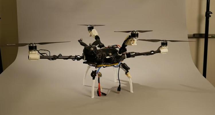 Bunnycopter plataforma diseño de drones personalizados CSAIL MIT