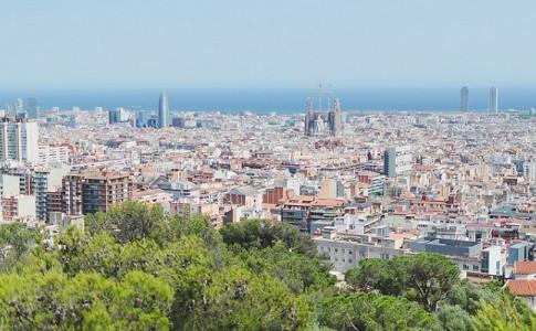 Cataluña base operativa pruebas drones Agencia Espacial Europea