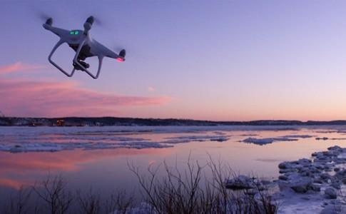 guía comprar drone regalo navidad phantom