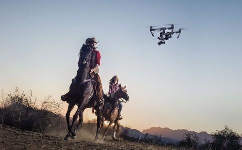 movimientos mercado drones DJI Parrot Intel