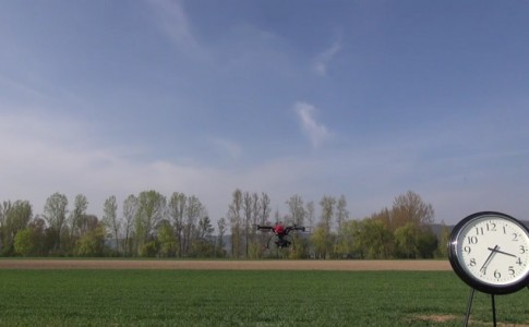 ScaraBot X8 drone