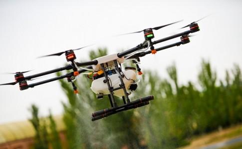 1100 operadores drones registrados en España en 2016