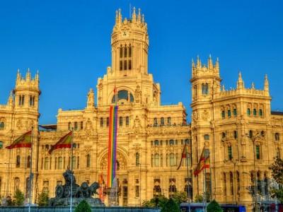 drones catastrales Hacienda inspección 37 municipios Madrid