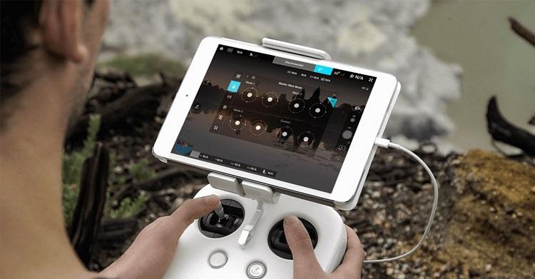 drones seguir pasos mercado smartphones