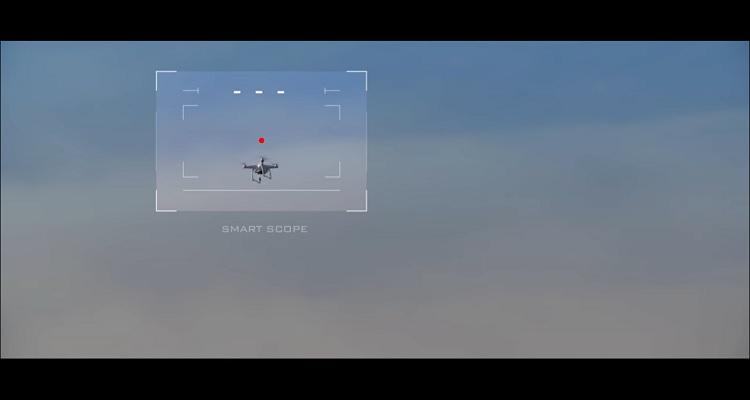 mercado anti-drones 1.850 millones dólares 2024