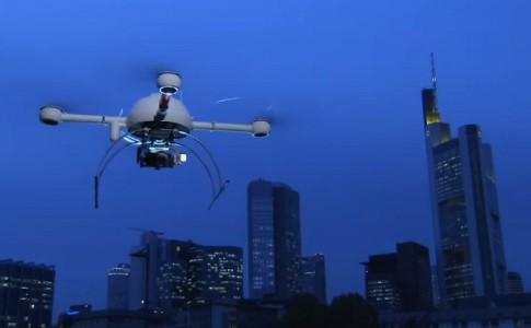 Microdrones drones VTOL MAV profesionales
