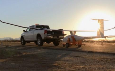 VA001 récord autonomía drones 56 horas Vanilla Aircraft