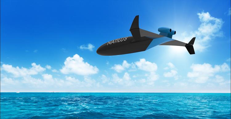nautilus drones gigantes