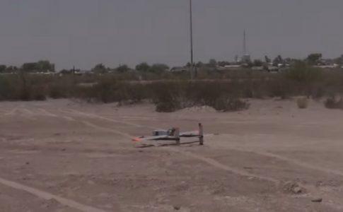 record distnacia entrega drone