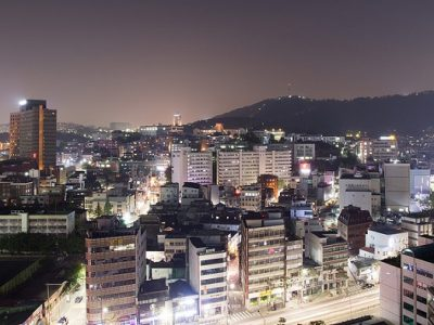corea del sur drones