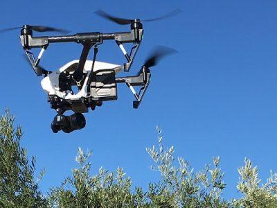 publicidad drones