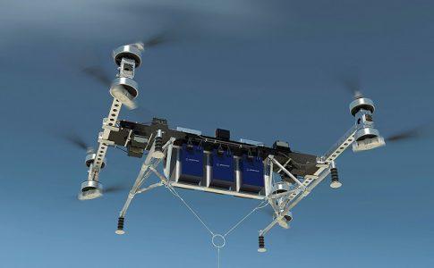 boeing dron carga