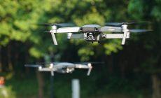 dji juegos invierno drones