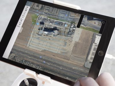 live map dronedeploy