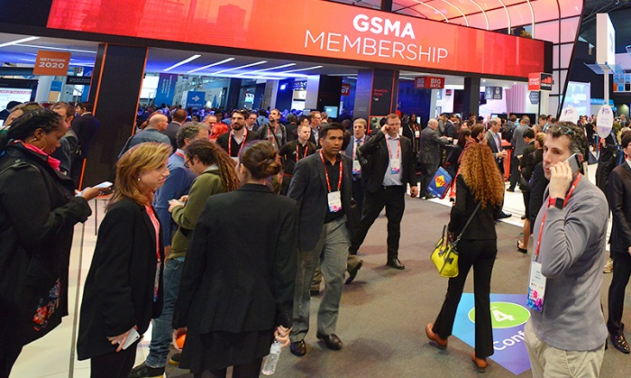 mobile world congres drones