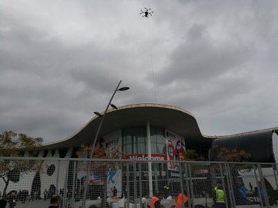 drone mossos mwc